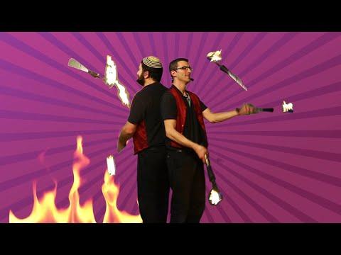 מופאש – מופע אש ומופע להטוטים קליפ 2020