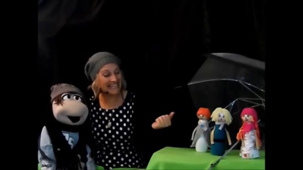 שרית ורוני שרים יחד שיר לחורף