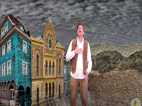 גשם של שמחה – הצגה מלאה מבית תיאטרון נדודים